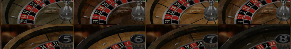 Rulet s više kotača